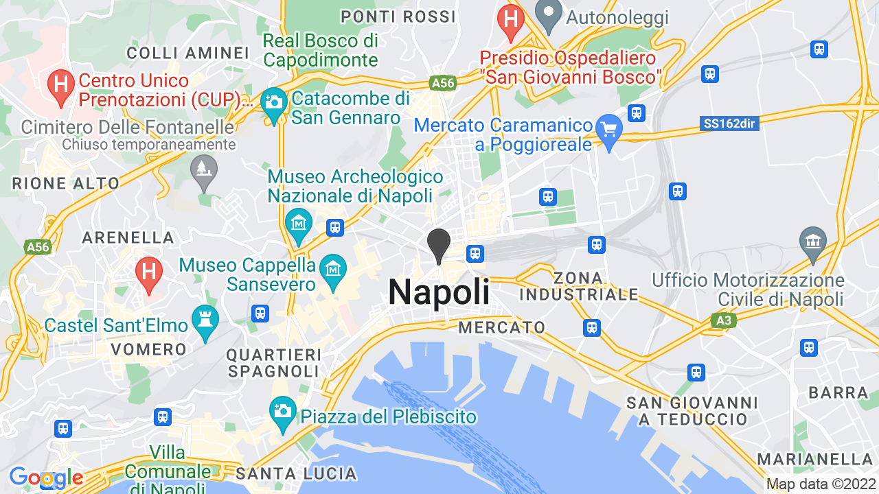 The Gideons International - Campo di Napoli
