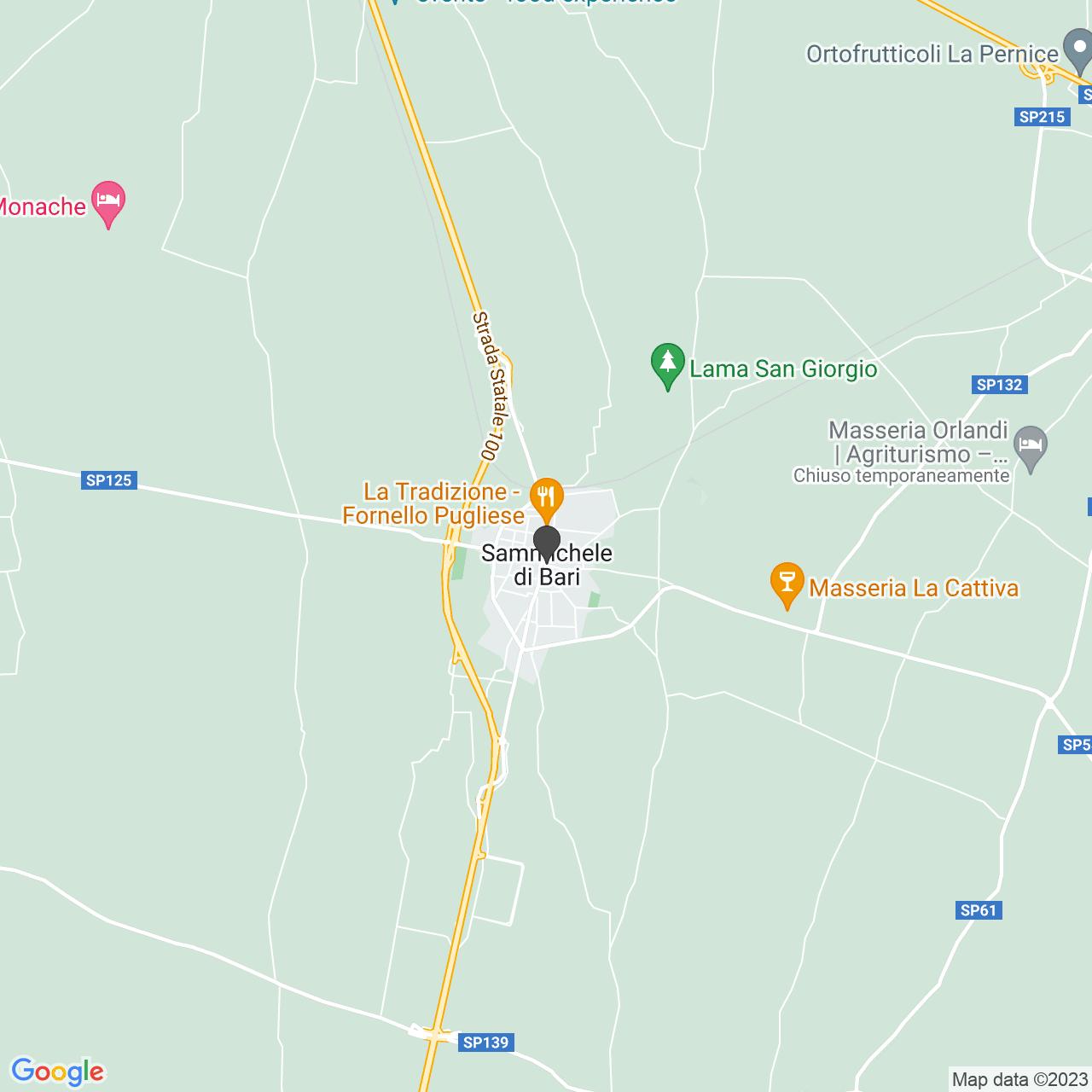 CIMITERO SAMMICHELE DI BARI