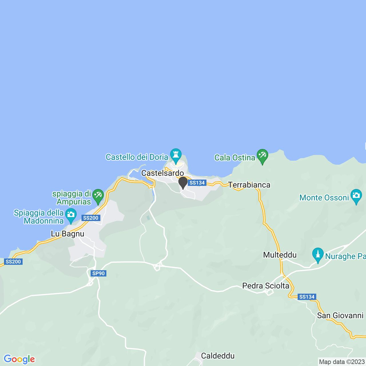 Basilica di Nostra Signora di Tergu