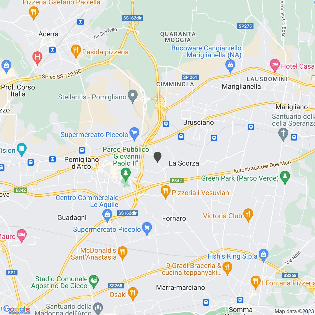 CIMITERO CASTELLO DI CISTERNA