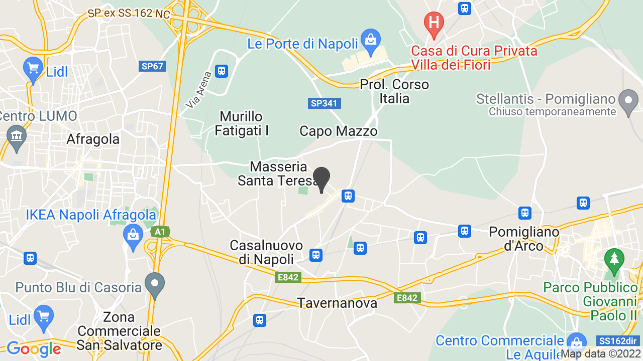 CIMITERO CASALNUOVO DI NAPOLI