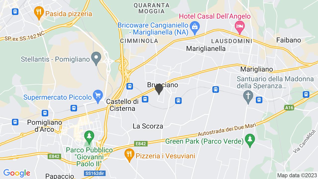 CIMITERO BRUSCIANO
