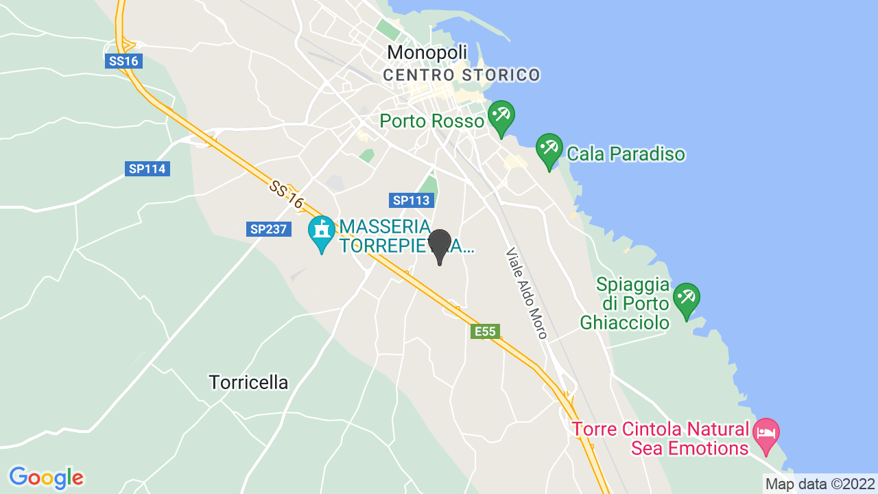 CIMITERO CENTRALE MONOPOLI