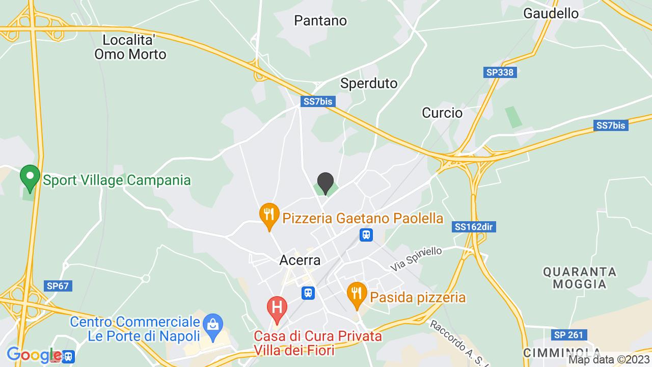 CIMITERO ACERRA
