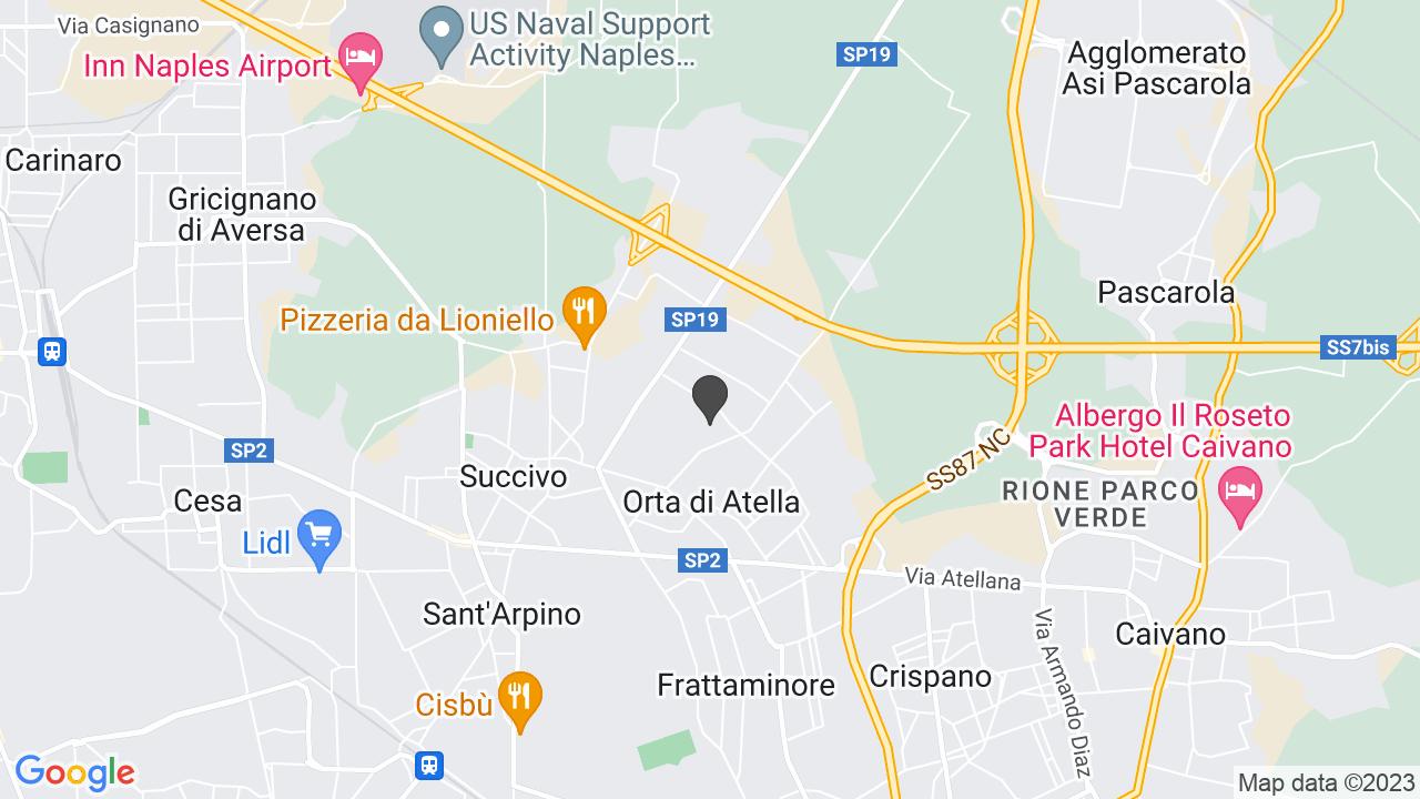 CIMITERO ORTA DI ATELLA