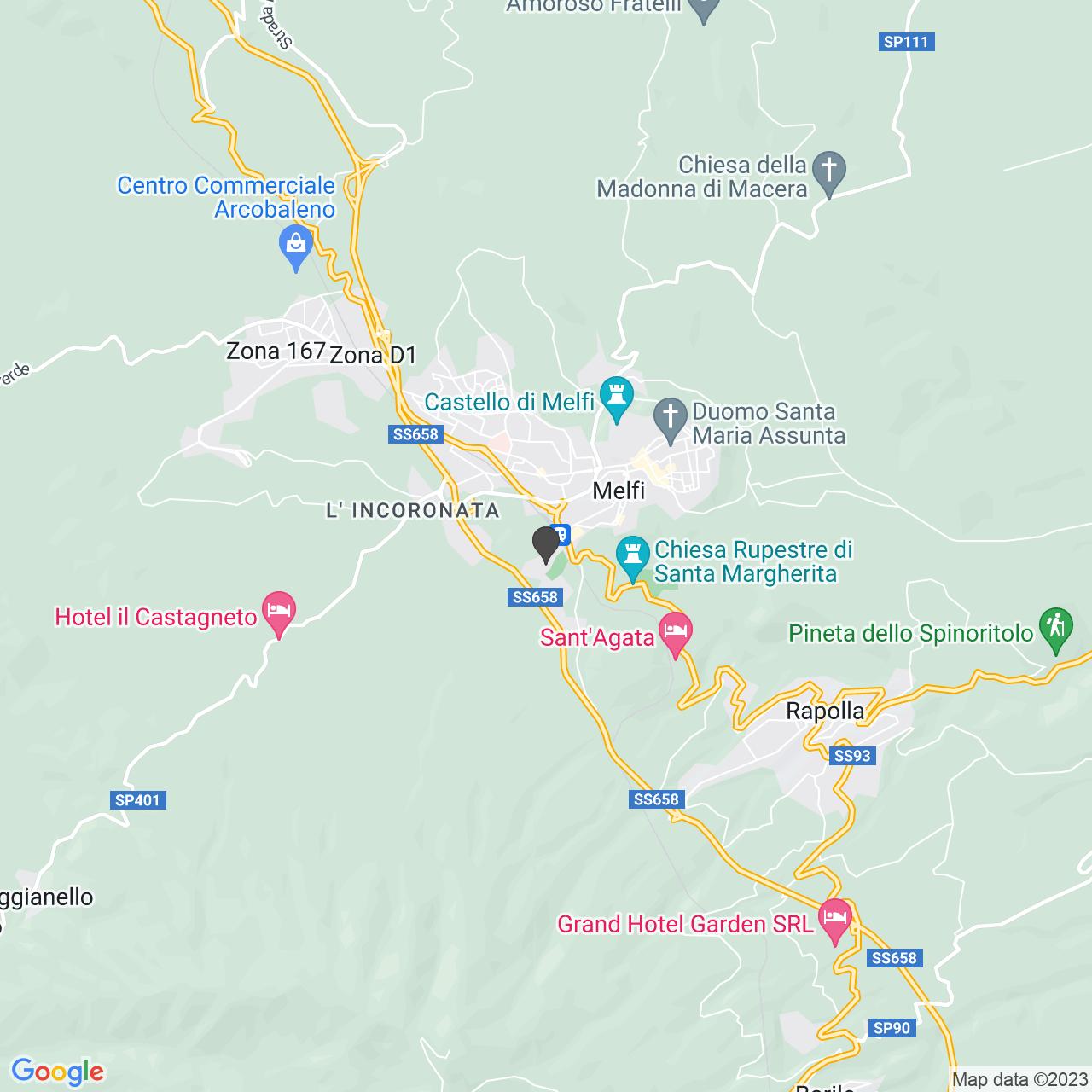 AIAS MELFI -ONLUS- ASSOCIAZIONE ITALIANA ASSISTENZA AGLI SPASTICI SEZIONE DI MELFI