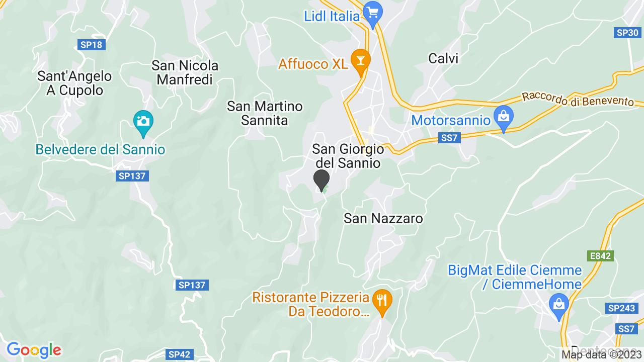 CIMITERO SAN GIORGIO DEL SANNIO