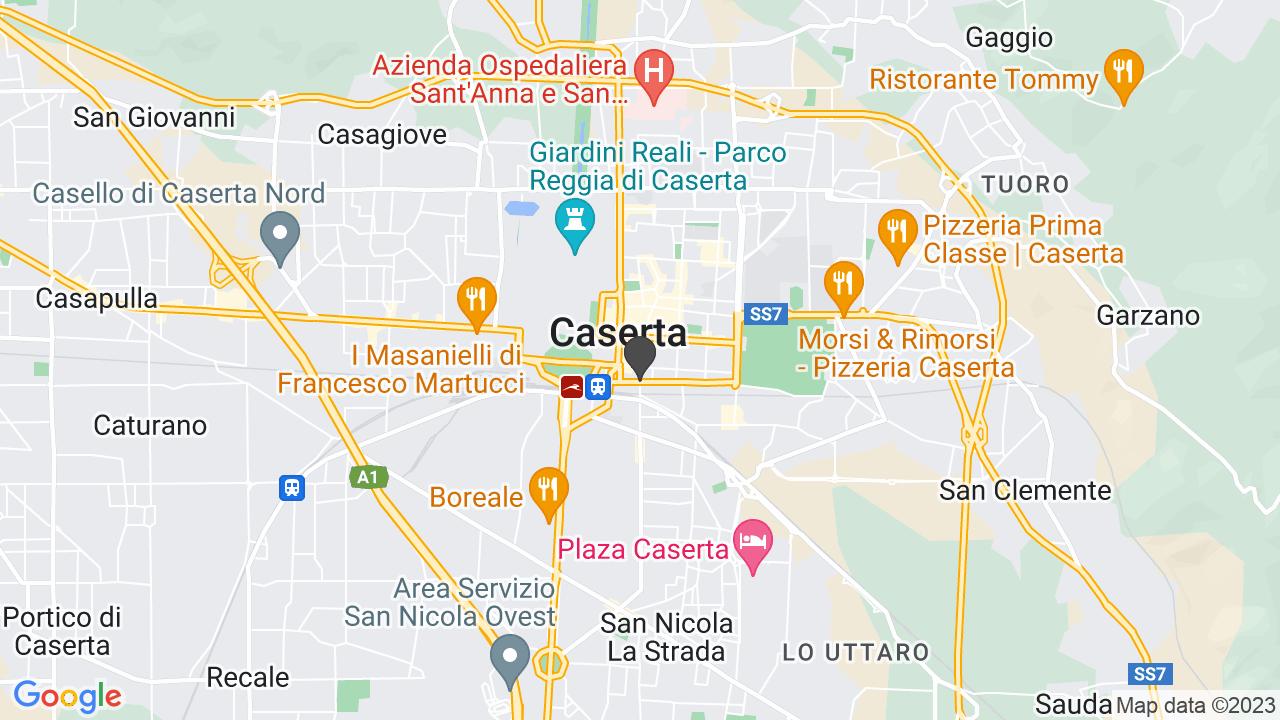 Via G Martino  (CE)