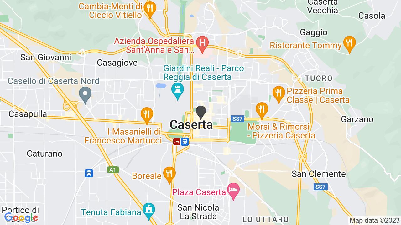 Santuario B.V. Addolorata nella Cattedrale di Caserta