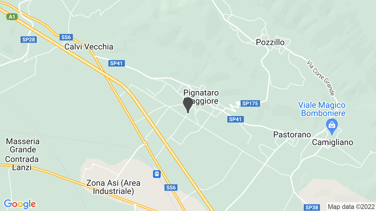 CIMITERO PIGNATARO MAGGIORE