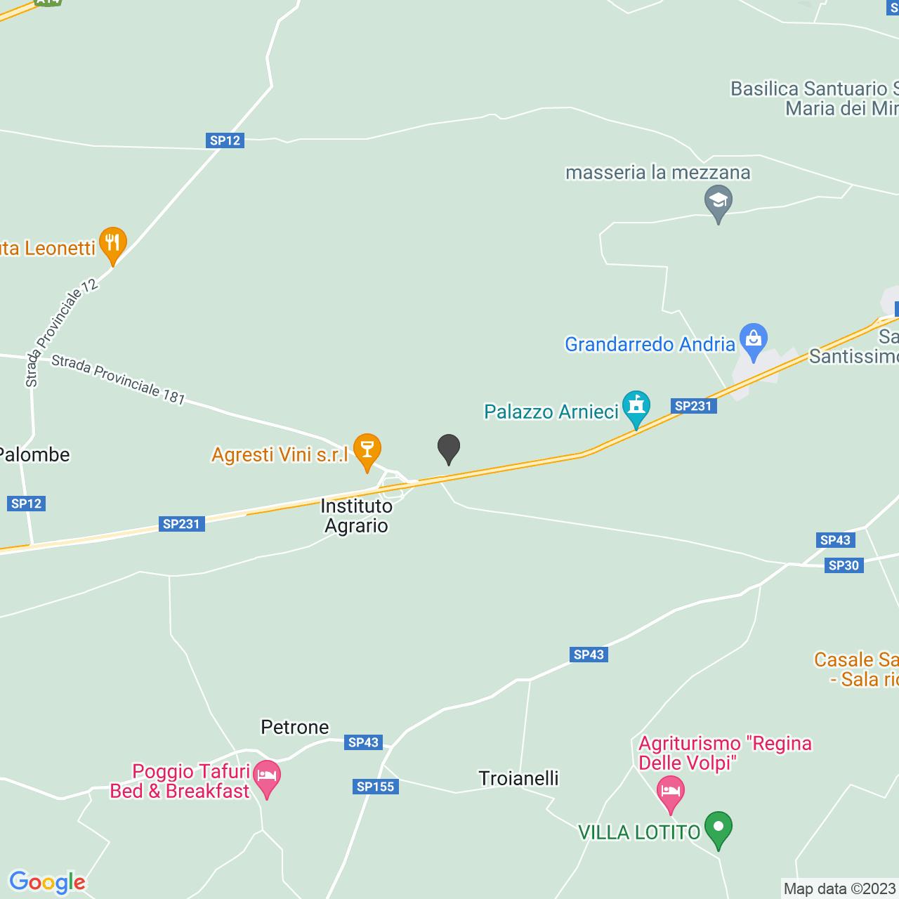 CIMITERO TRINITAPOLI