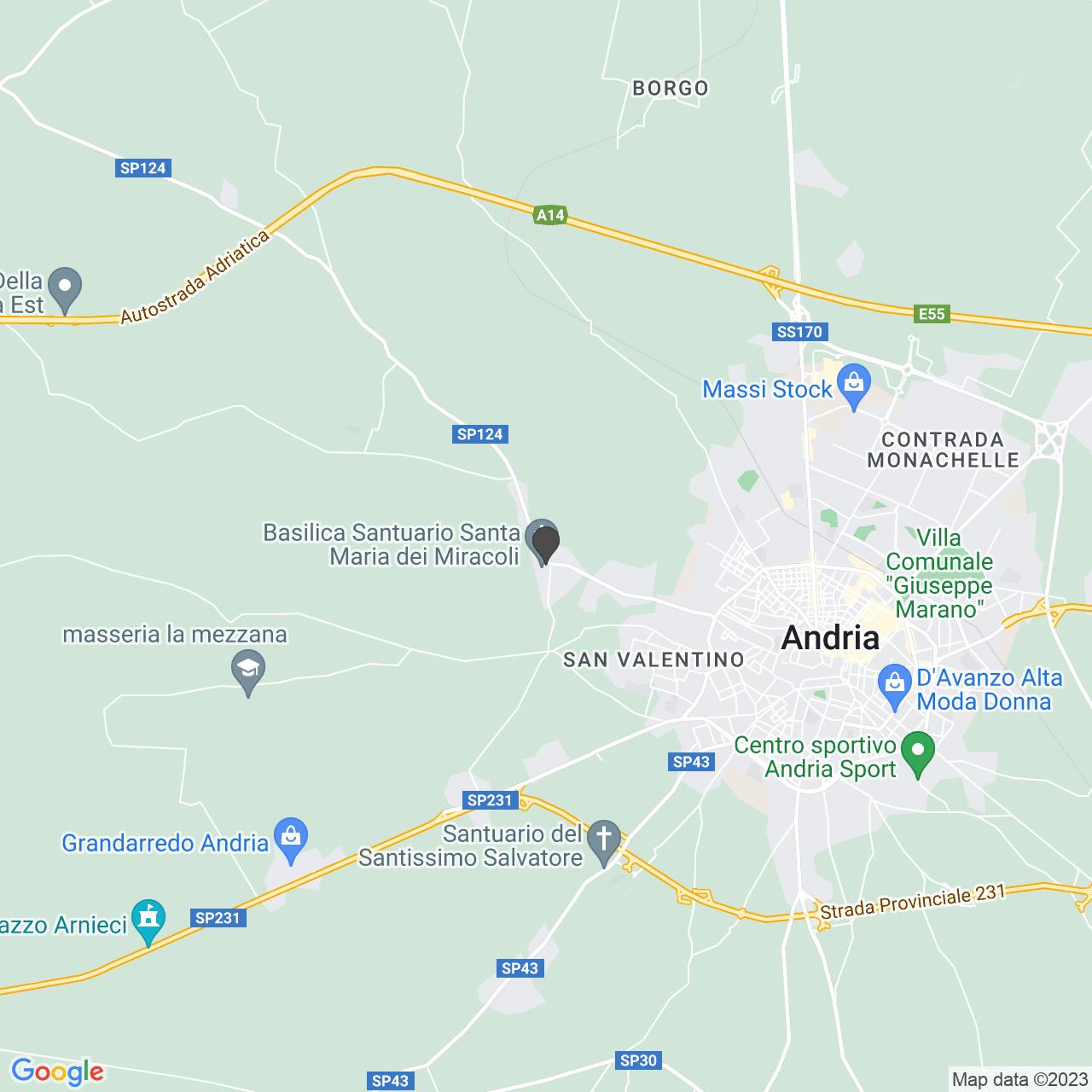 Basilica di Santa Maria dei Miracoli