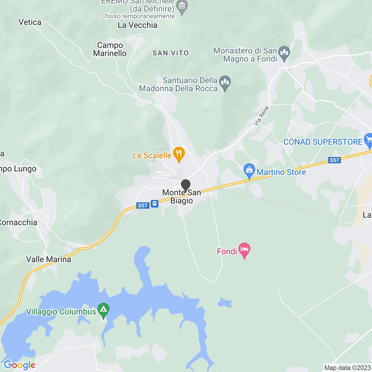 CIMITERO MONTE SAN BIAGIO