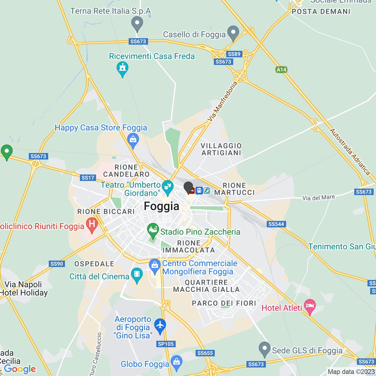 A.N.D.O.S. COMITATO DI FOGGIA ODV