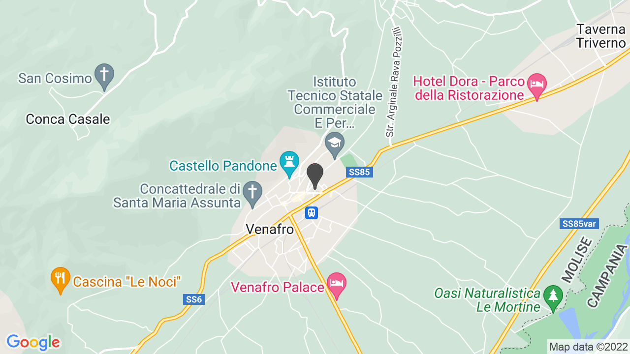 CIMITERO FRANCESE VENAFRO