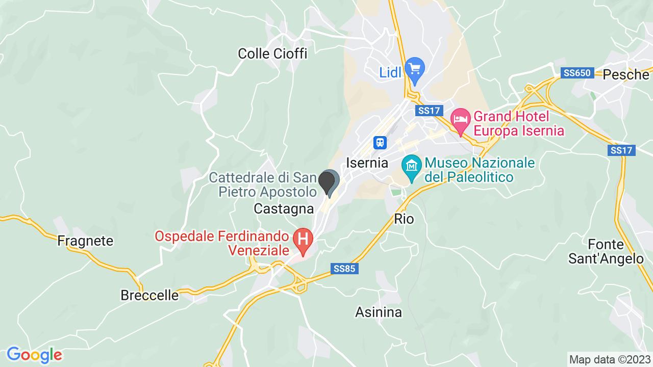 BANCO DELLE OPERE DI CARITA'- MOLISE - E.T.S.