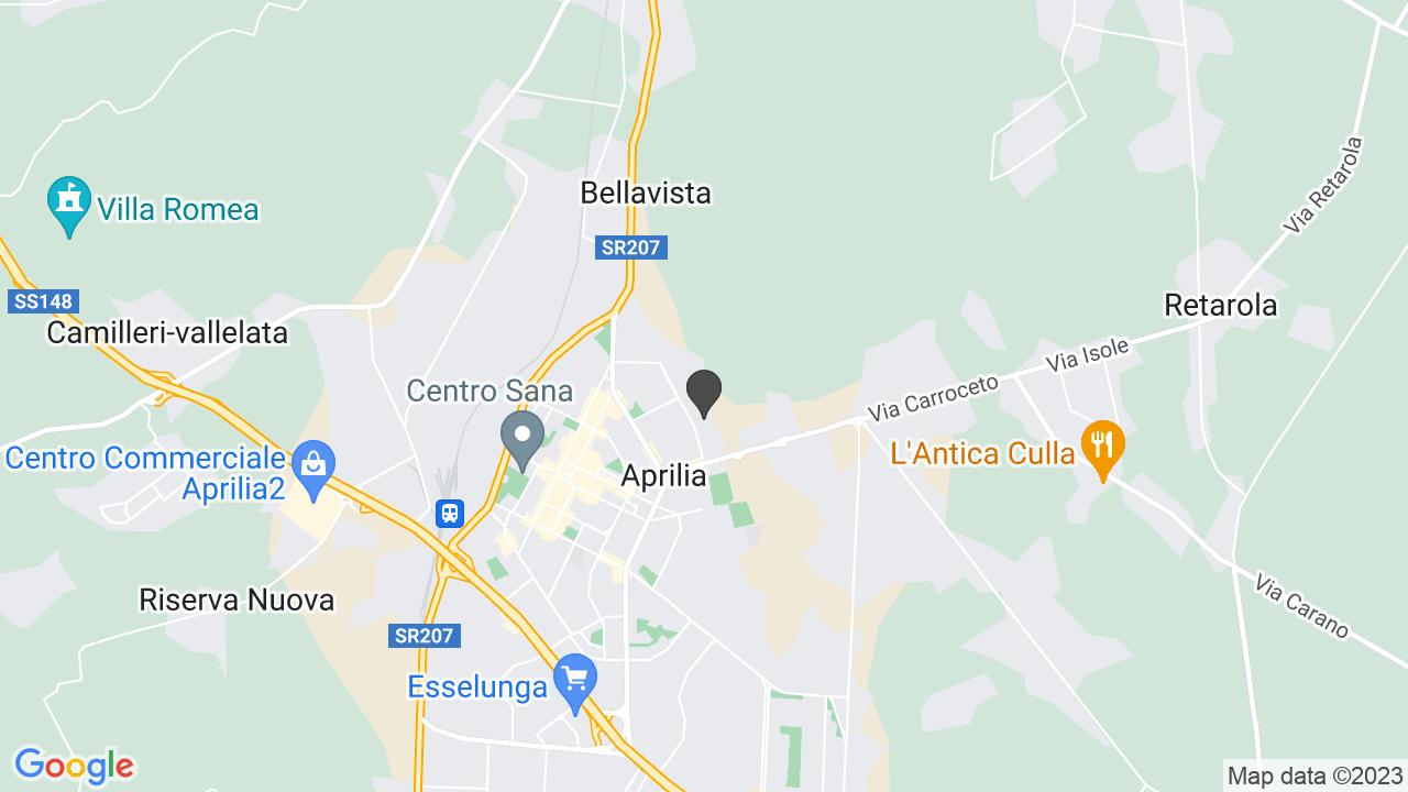 CIMITERO APRILIA
