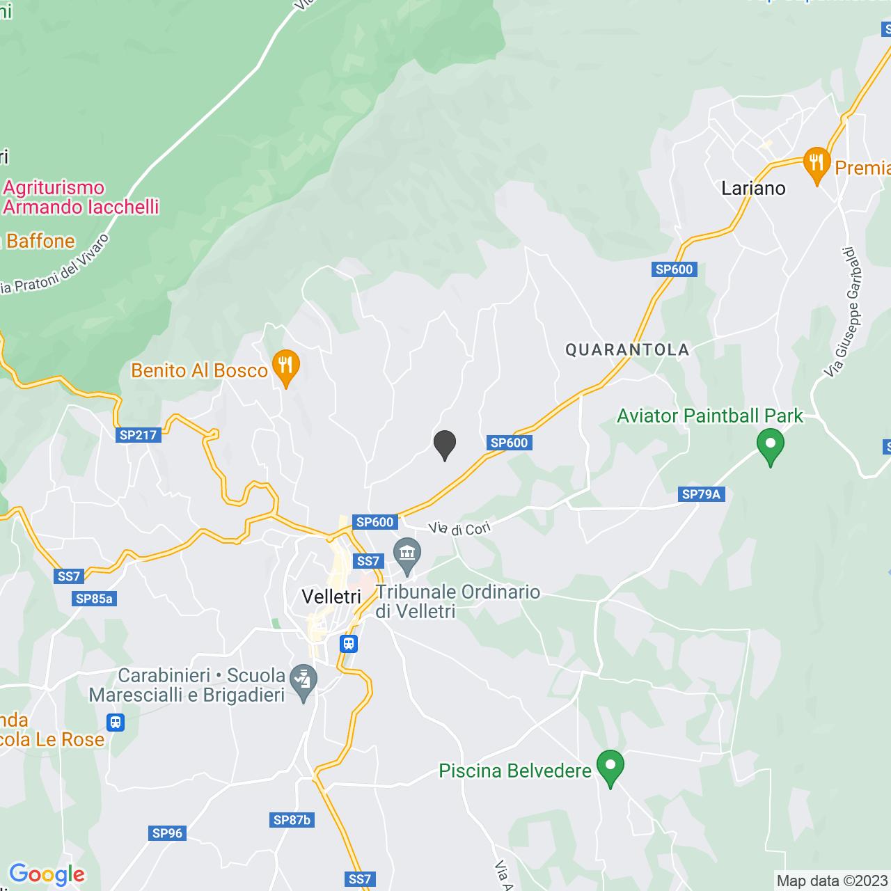 CROCE ROSSA ITALIANA - COMITATO LOCALE DI VELLETRI