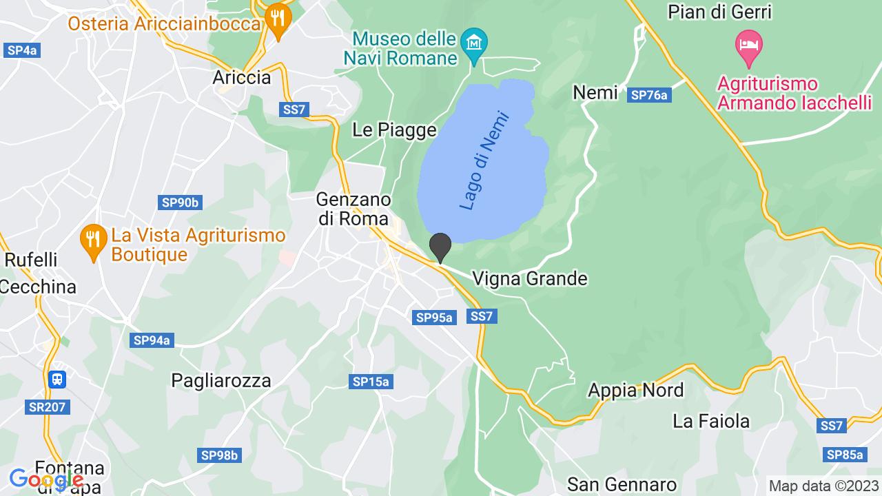 CIMITERO GENZANO DI ROMA