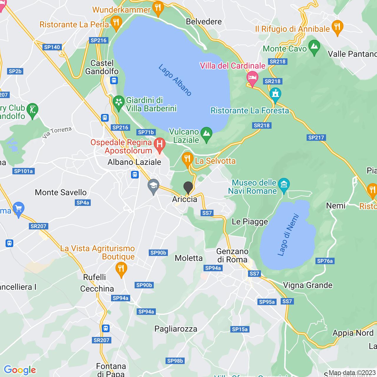 CROCE ROSSA ITALIANA COMITATO COMUNI DELL'APPIA ODV