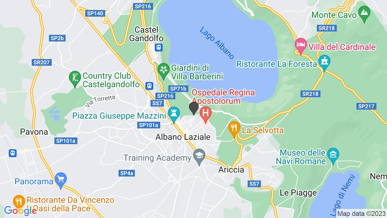 CIMITERO ALBANO LAZIALE