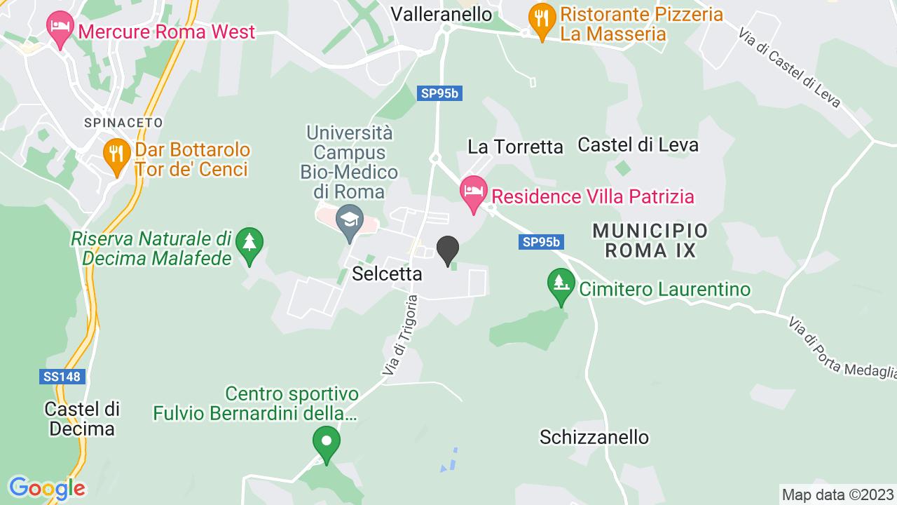 Chiesa di Santa Maria Assunta e San Michele a Castel Romano