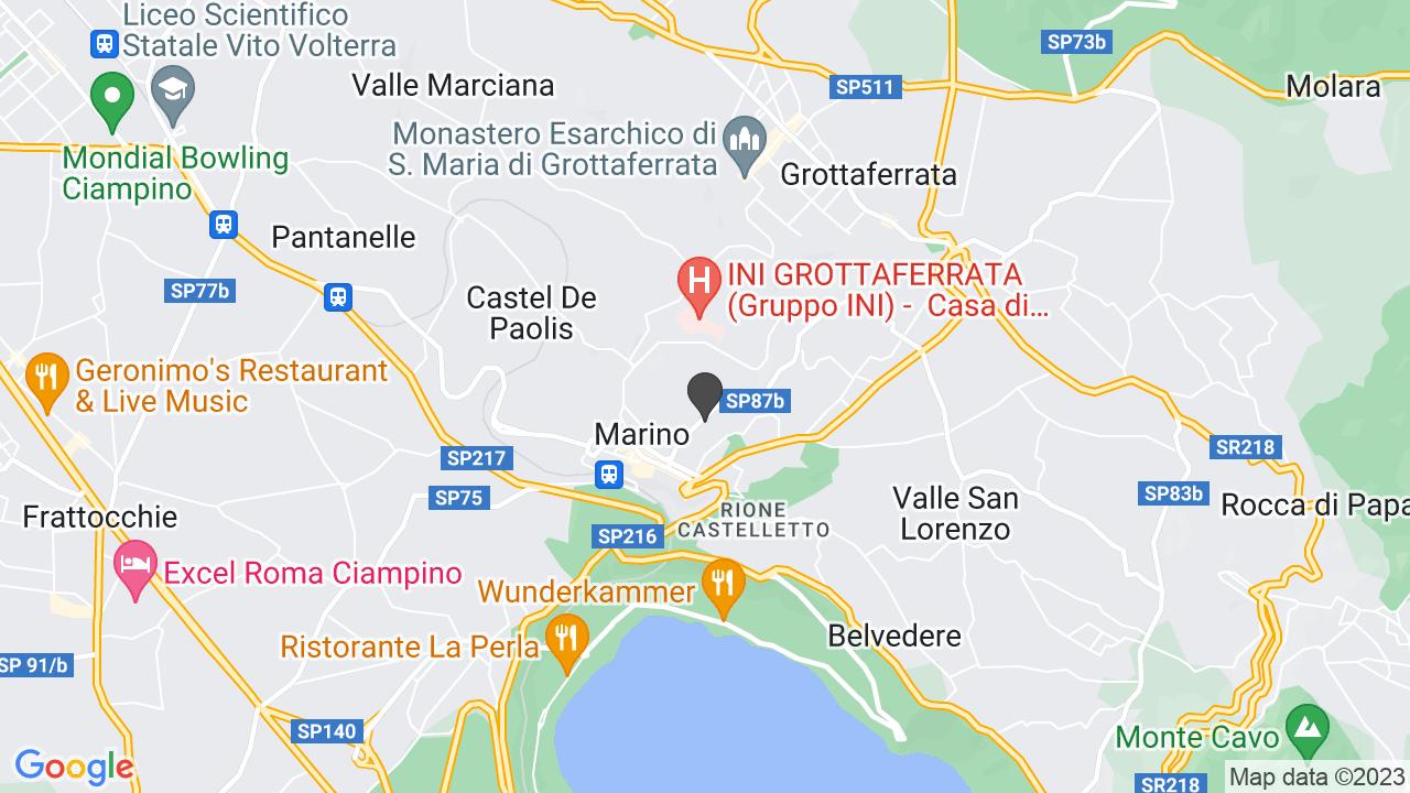 CROCE ROSSA ITALIANA - COMITATO DI COLLI ALBANI - ODV