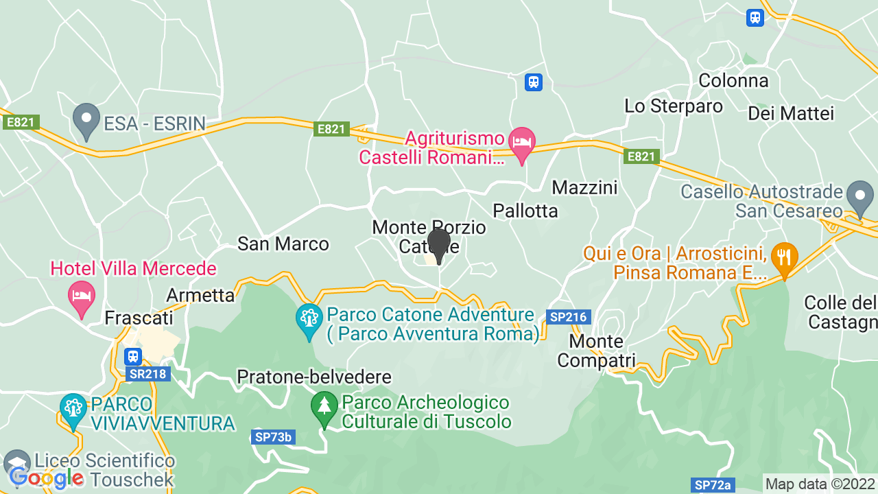 CROCE ROSSA ITALIANA COMITATO TUSCULUM - ODV