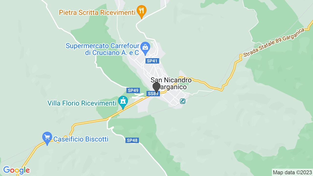 CIMITERO SAN NICANDRO GARGANICO