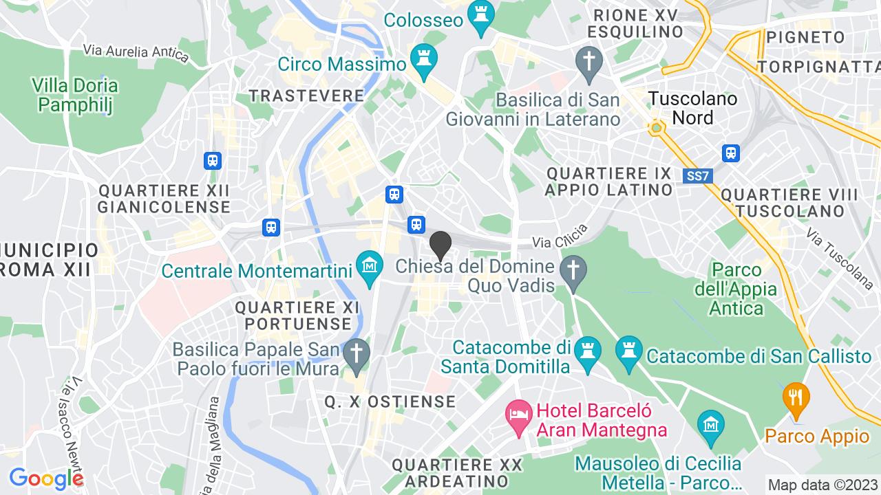 ACLI SEDE PROVINCIALE DI ROMA APS