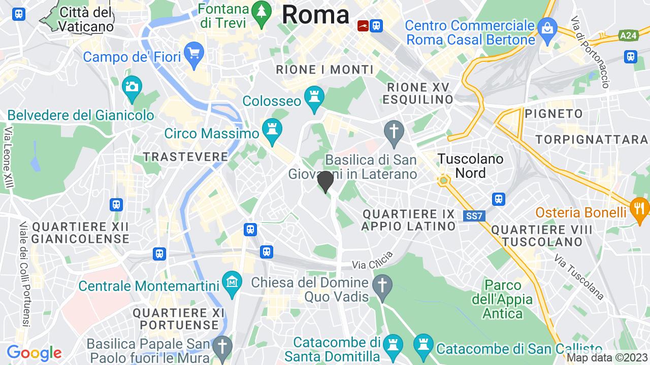 Chiesa di San Sisto Vecchio a Via Appia