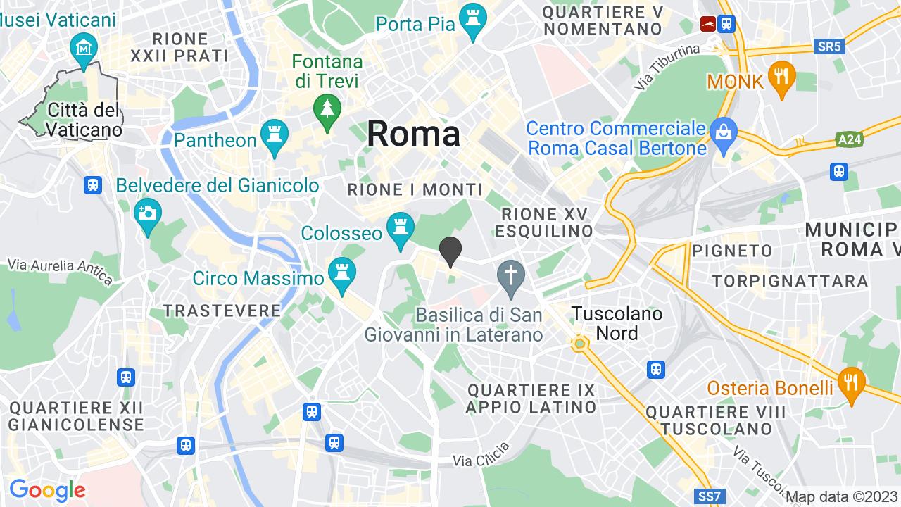 Chiesa dei Santi Quattro Coronati al Laterano