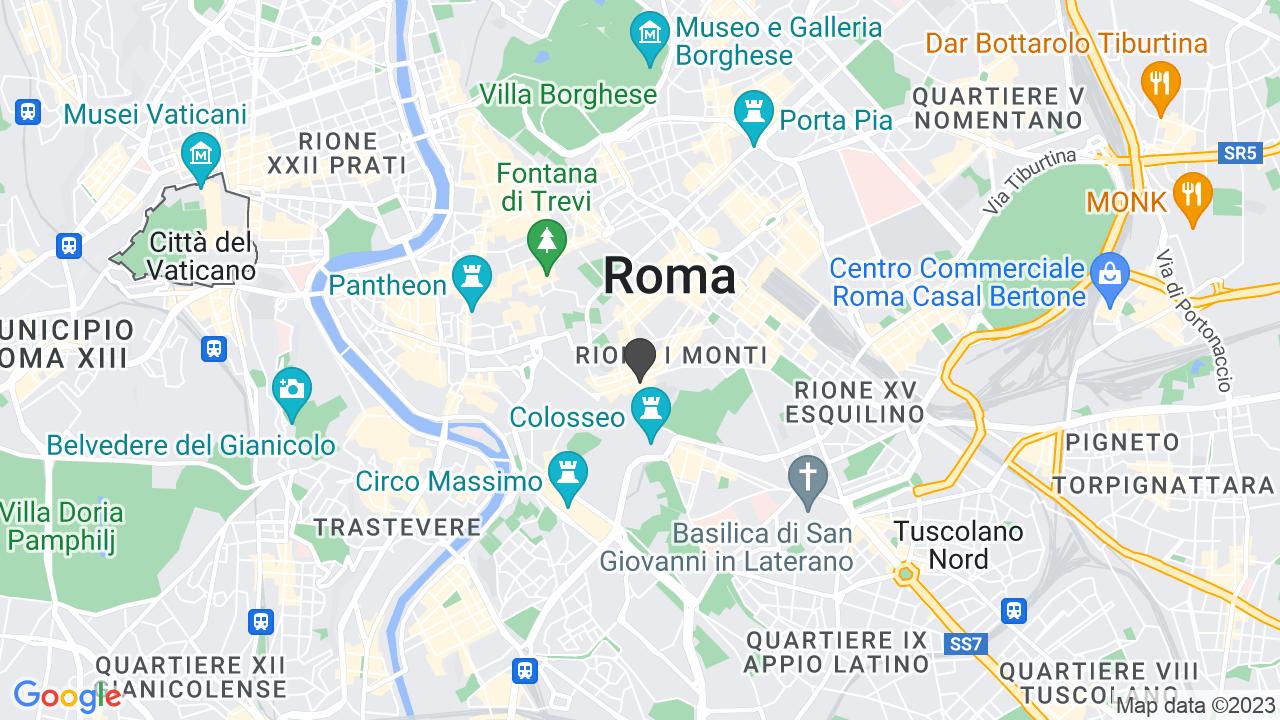 Chiesa di San Francesco di Paola ai Monti