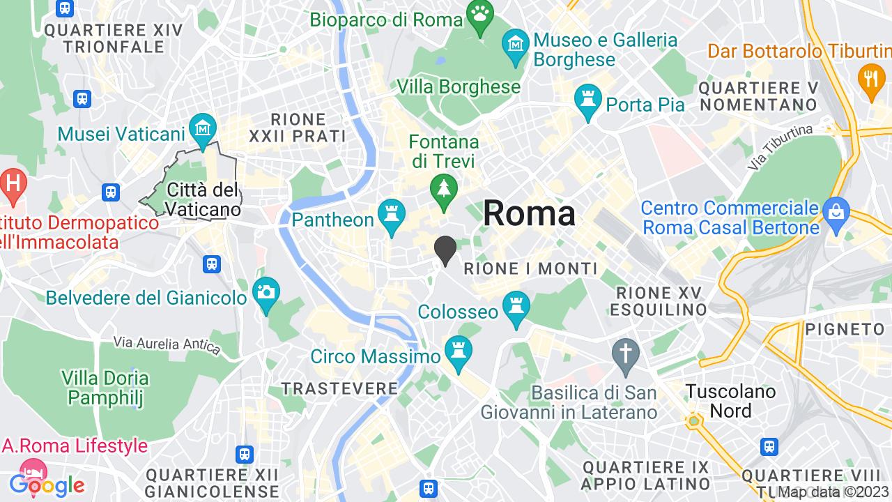 Chiesa di Santa Maria di Loreto al Foro Traiano