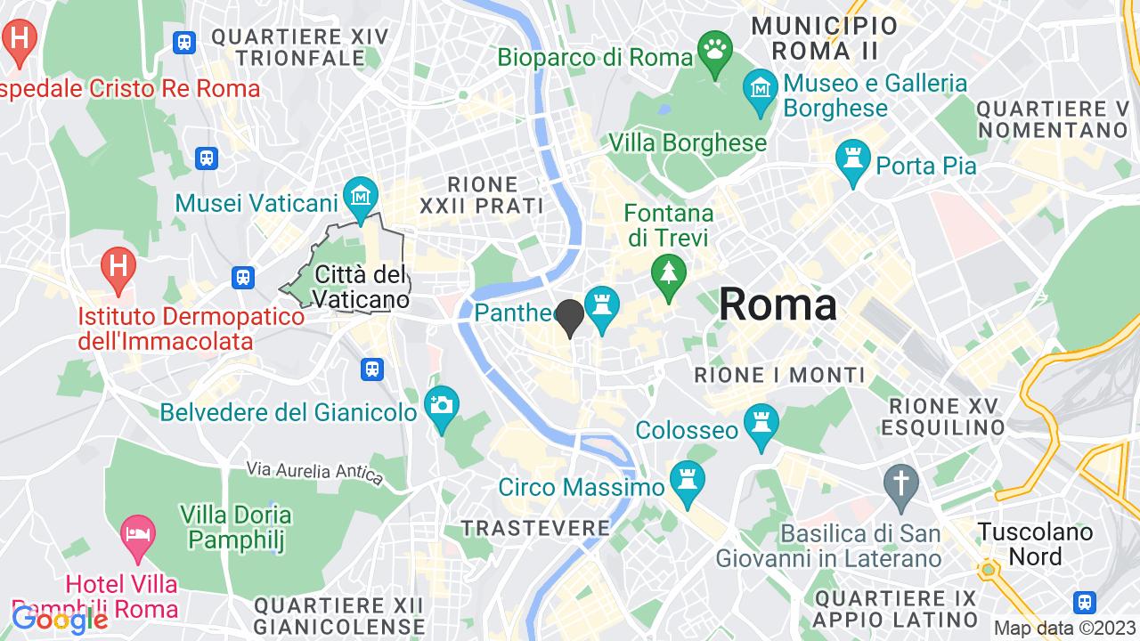 Chiesa di Nostra Signora del Sacro Cuore a Piazza Navona