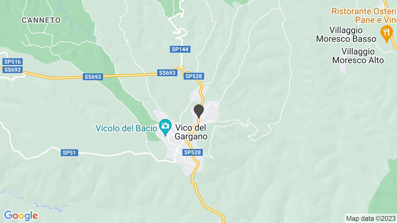 CIMITERO VICO DEL GARGANO