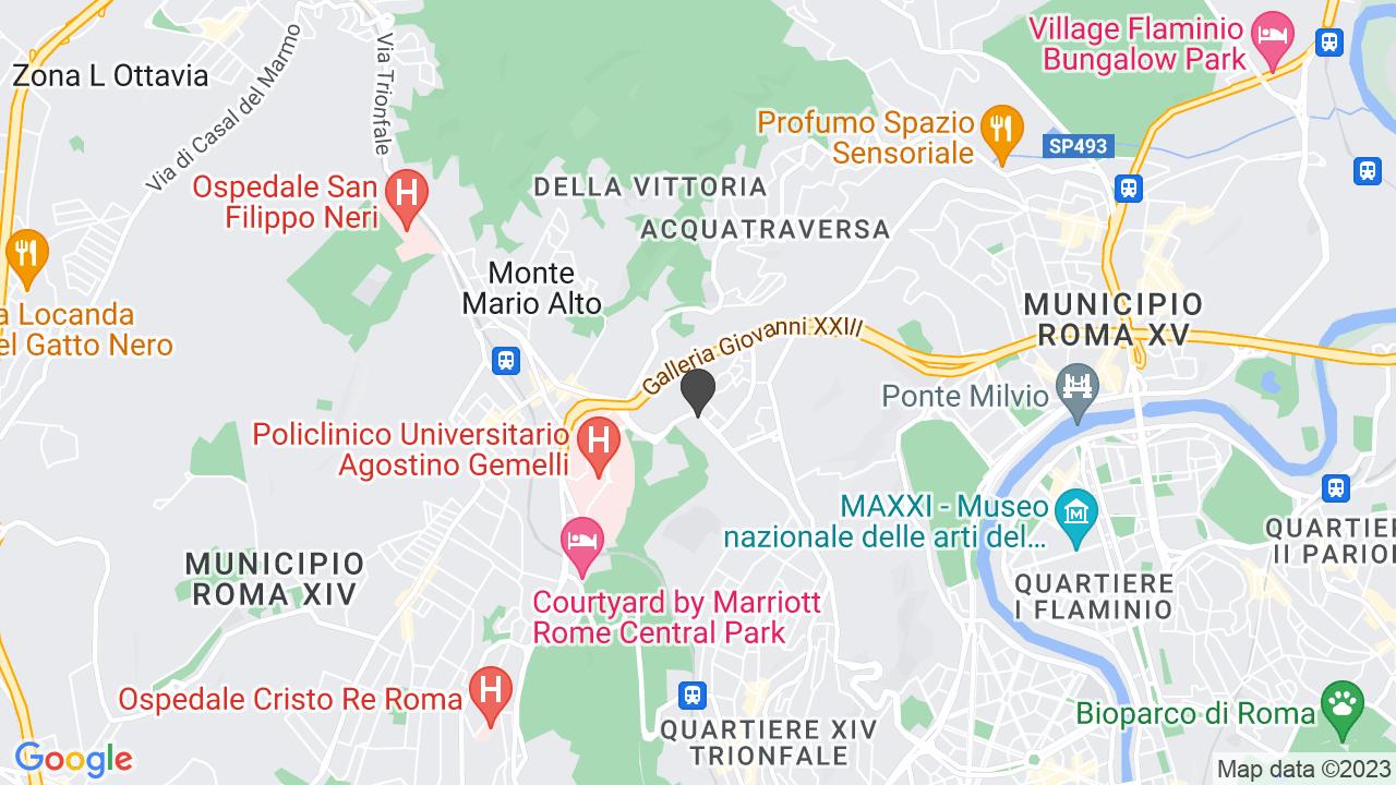 Chiesa di San Francesco d'Assisi a Monte Mario