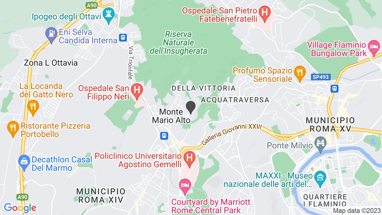 Chiesa di Santa Rita da Cascia a Monte Mario