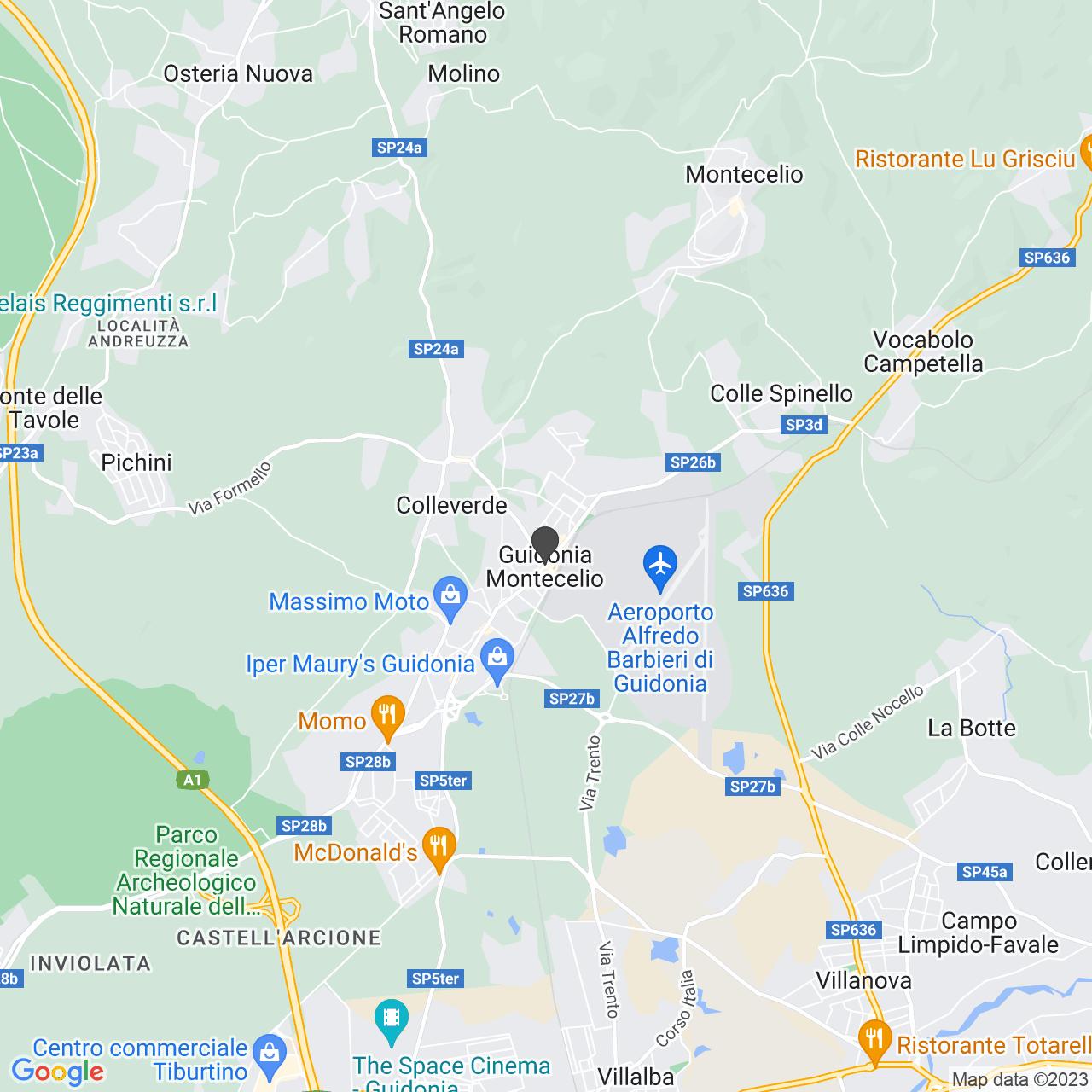 Chiesa di Santa Maria a Setteville