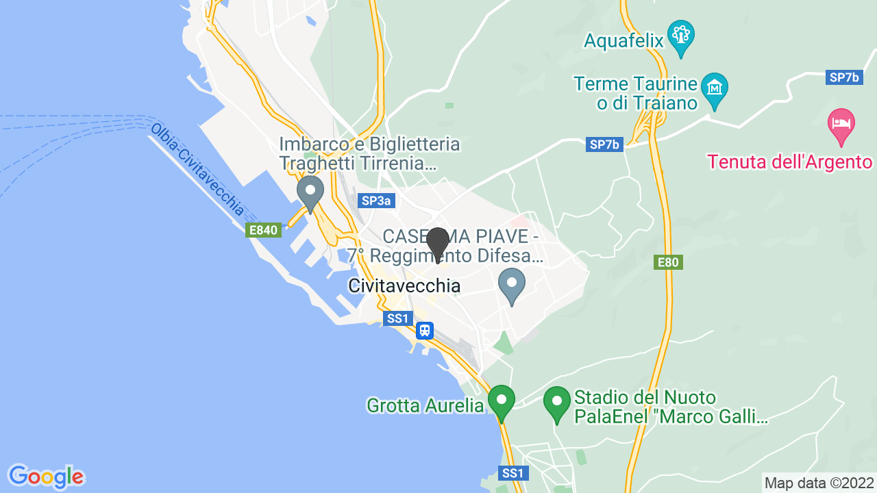 CROCE ROSSA ITALIANA COMIT. CIVITAVECCHIA - ORGANIZZAZIONE DI VOLONTARIATO