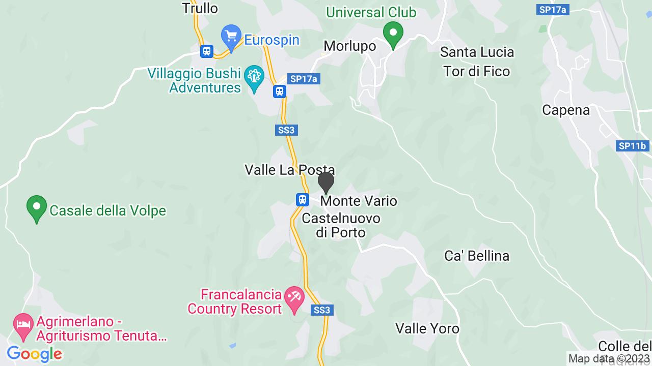 CIMITERO CASTELNUOVO DI PORTO