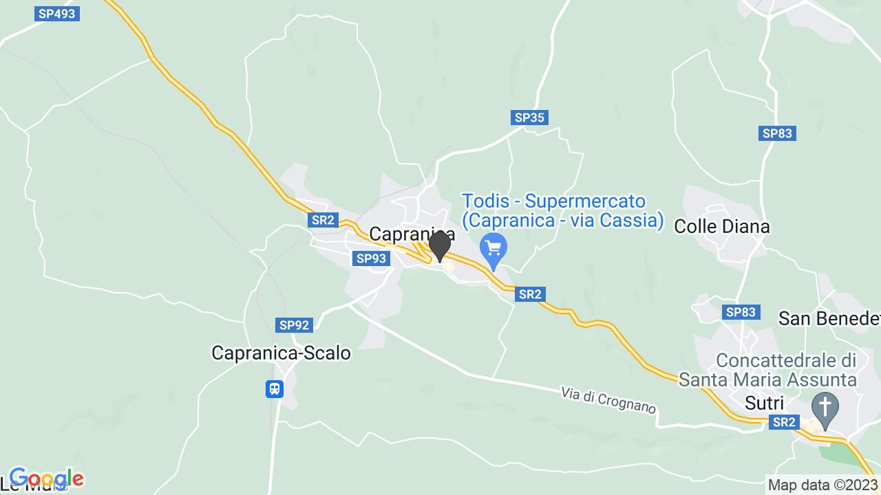 AVIS COMUNALE DI CAPRANICA O.D.V.