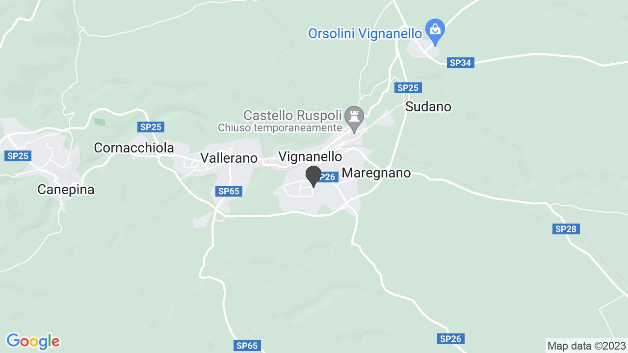 CROCE ROSSA ITALIANA - COMITATO DI VIGNANELLO - ORGANIZZAZIONE DI VOLONTARIATO