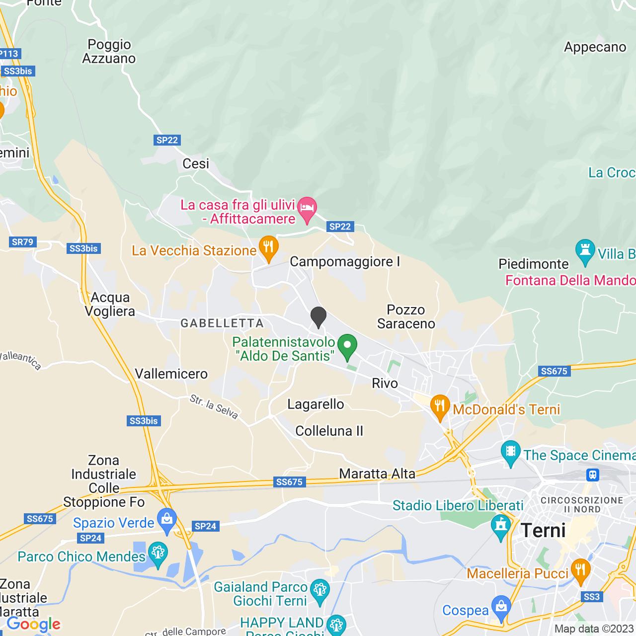 HOSPITALIA DEI ROMEI