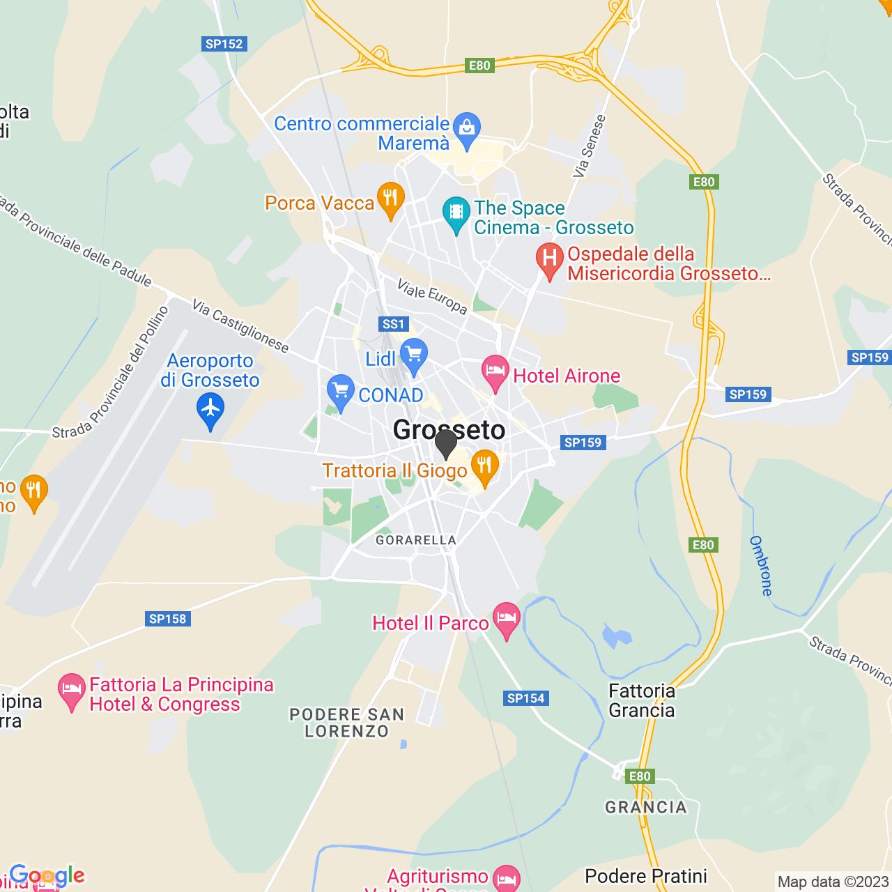 CROCE ROSSA ITALIANA - COMITATO DI GROSSETO - ORGANIZZAZIONE DI VOLONTARIATO