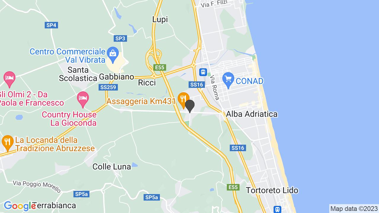 CIMITERO ALBA ADRIATICA