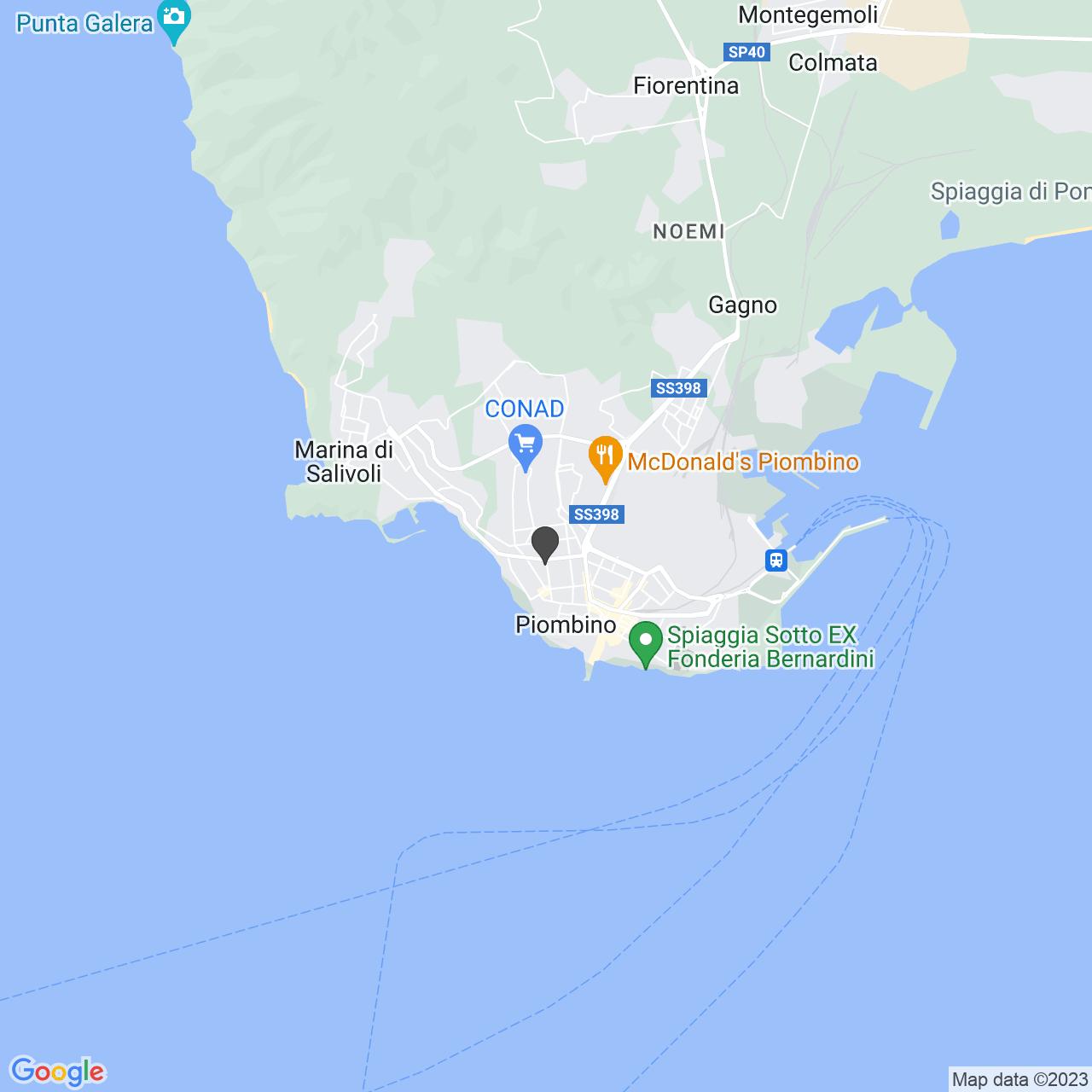 CROCE ROSSA ITALIANA - COMITATO LOCALE DI PIOMBINO