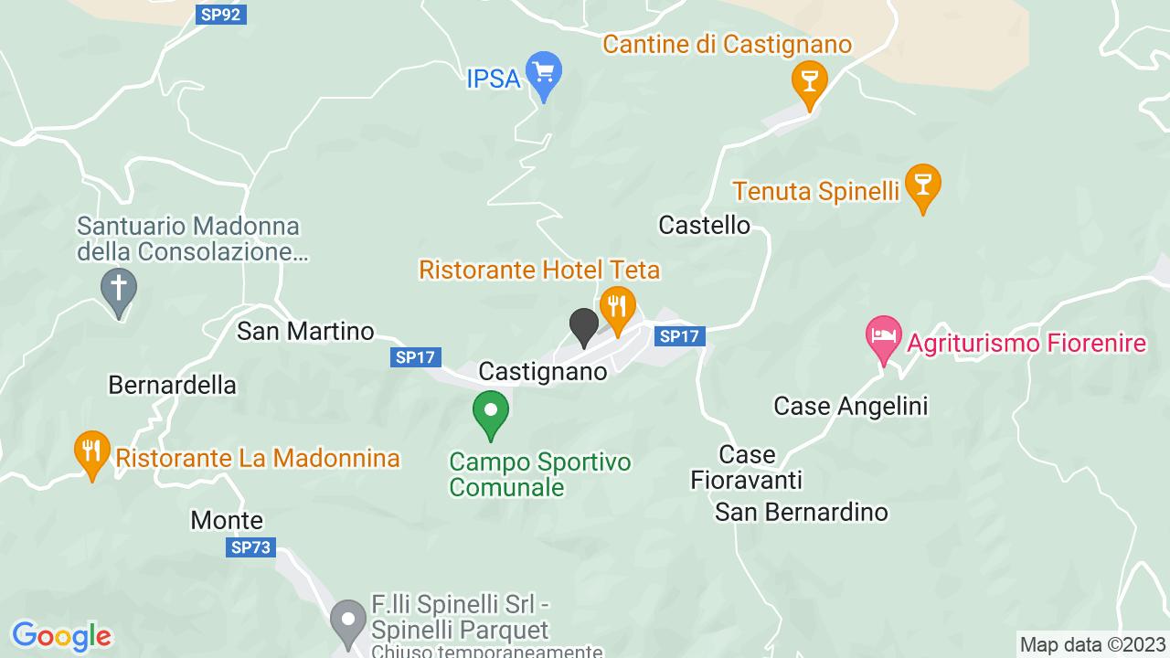 CIMITERO CASTIGNANO
