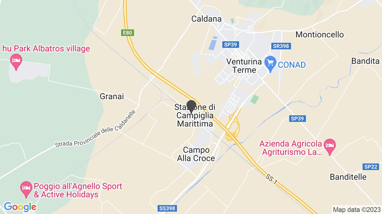 CIMITERO CAMPIGLIA MARITTIMA