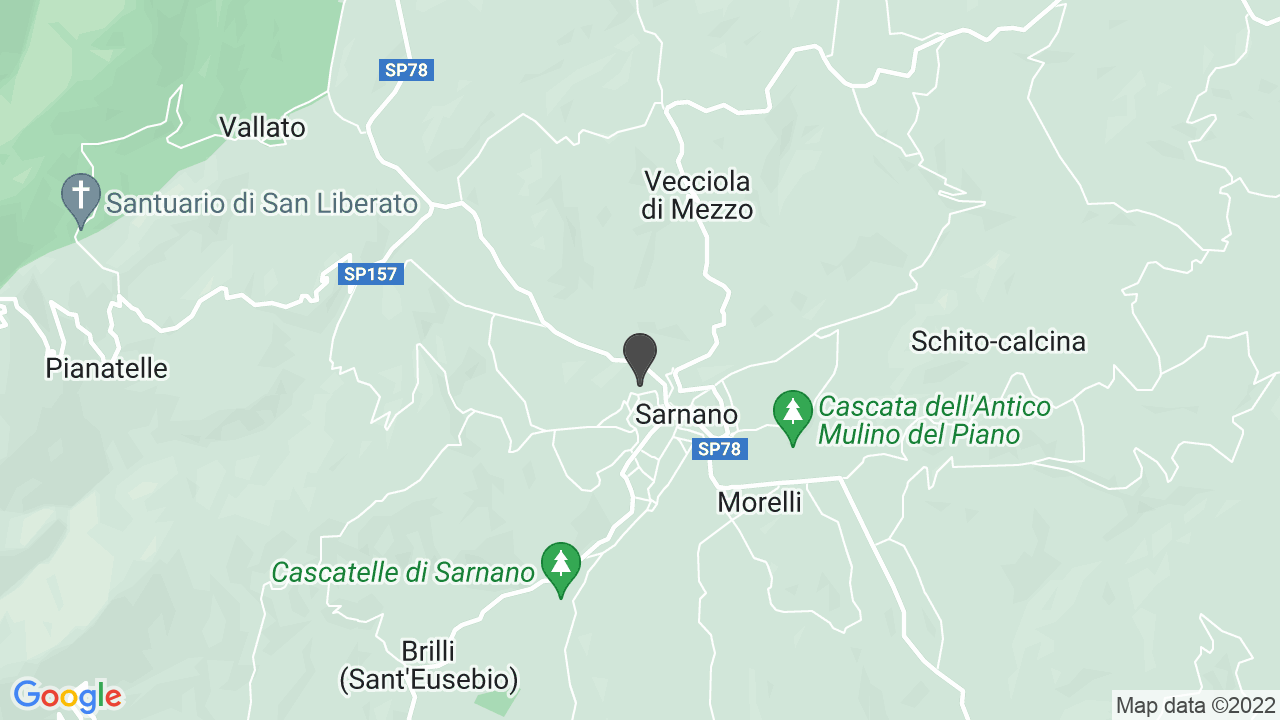 CROCE ROSSA ITALIANA COMITATO DI SARNANO O.D.V. E. PIERGENTILI